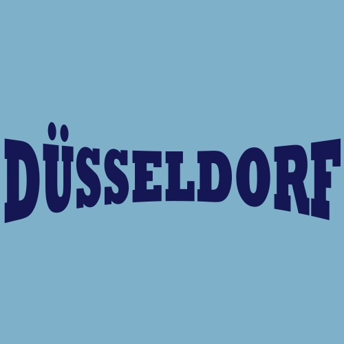 Düsseldorf Schriftzug