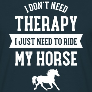 Therapy - Ride My Horse Tee shirts - T-shirt Homme