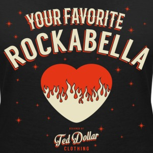 Your Favorite Rockabella Tee shirts - T-shirt col V Femme