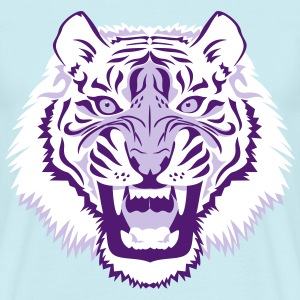 Tiger - Mannen T-shirt