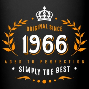 original since 1966 simply the best 50th birthday - Tasse einfarbig