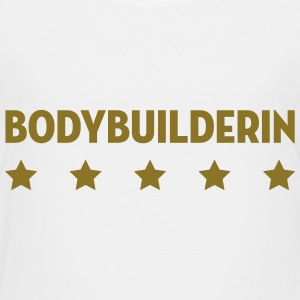 Bodybuilding Muskeltraining Fitness Muskulös T-Shirts - Teenager Premium T-Shirt