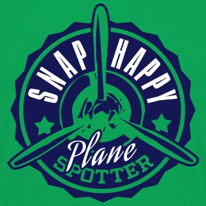 Snapp Happy Design No. 1 T-shirts - Herre-T-shirt
