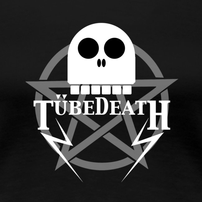 "T-Shirt ""TübeDeath"" High Quality Damen"