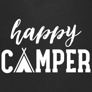 Happy Camper Tee shirts - T-shirt Homme col V