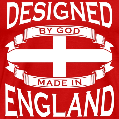 Designed by God - Eng M