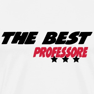 The best professore T-shirts - Premium-T-shirt herr