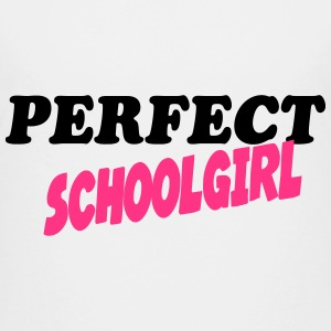 Perfect schoolgirl Shirts - Teenage Premium T-Shirt