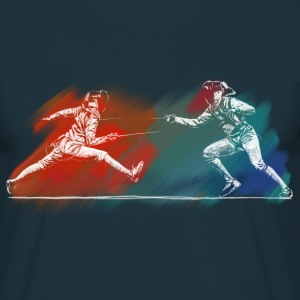 fencing Tee shirts - T-shirt Homme