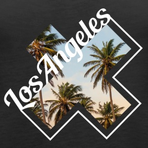 Los Angeles - Frauen Premium Tank Top
