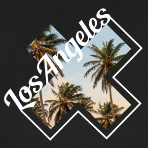 Los Angeles - Baseballkappe