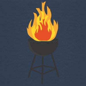 Flame Grill Shirts - Teenage Premium T-Shirt