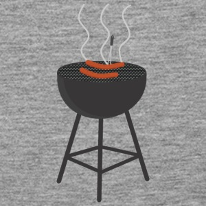 BBQ sausages Tops - Women's Premium Tank Top