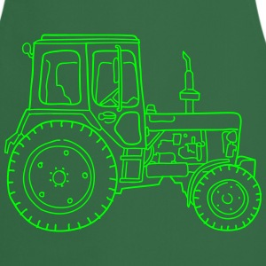 Tractor  Aprons - Cooking Apron