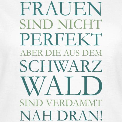 Die Frauen aus dem Schwarzwald (Grün)