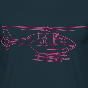 Helicopter T-Shirts - Men's T-Shirt