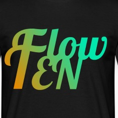 FlowTen Men's T-Shirt Beach Edition