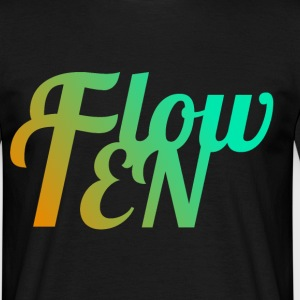 FlowTen Men's T-Shirt Beach Edition - Men's T-Shirt