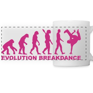 Evolution Breakdance Tassen & Zubehör - Panoramatasse