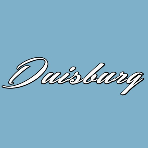 Duisburg City Motiv