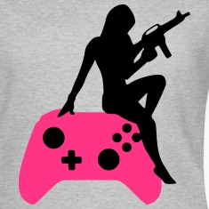 GIRLGAMER T-Shirts