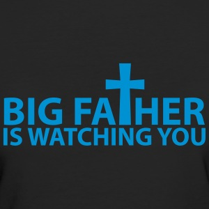 Big Father T-Shirts - Frauen Bio-T-Shirt