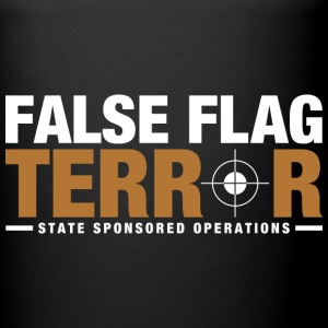 False Flag Terror - Full Colour Mug