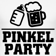 Motiv ~ Pinkel Party T-Shirts