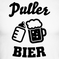 Puller Bier Langarmshirts