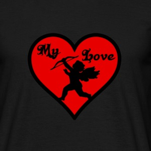 My Love T-Shirts - Men's T-Shirt