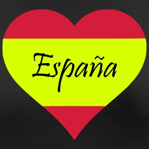 I love Spain T-Shirts - Frauen T-Shirt atmungsaktiv