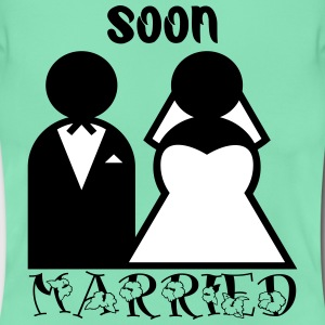 Soon married by Claudia-Moda - Camiseta mujer