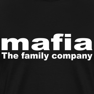 Mafia the family company - Männer Premium T-Shirt