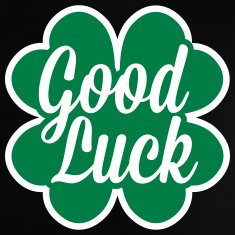Good Luck Cloverleaf Baby Shirts