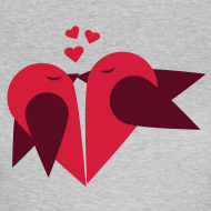 Motiv ~ Loving heart, Valentin day T-Shirts