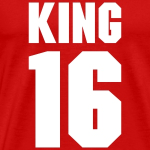 King 16 Teamplayer Camisetas - Camiseta premium hombre