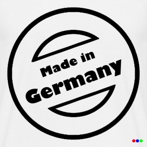 Made in Germany 2 T-Shirts - Männer T-Shirt