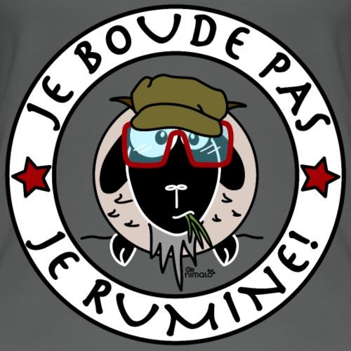 Chèvre - Je Boude Pas, Je Rumine!