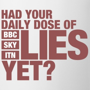 Done of Lies (UK Media) - Mug