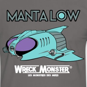 MANTA LOW 2 - T-shirt contraste Homme