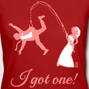 I Got One! (Bride / Bachelorette / Hen Party) T-Shirts - Women's Organic T-shirt