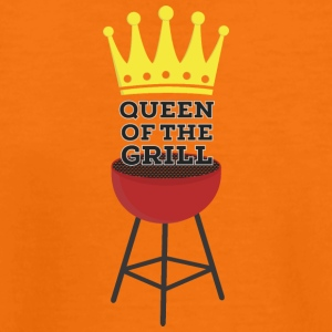 Queen of the grill T-shirts - Premium-T-shirt barn