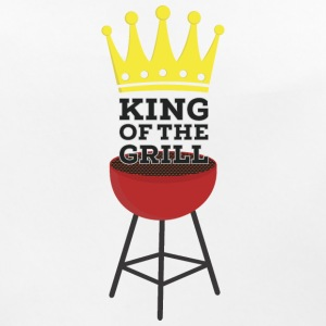 King of the Grill Baby Bibs - Baby Organic Bib