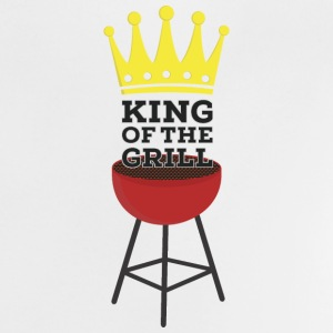King of the Grill Baby Shirts  - Baby T-Shirt