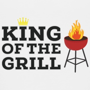 King of the Grill Shirts - Kids' Premium T-Shirt