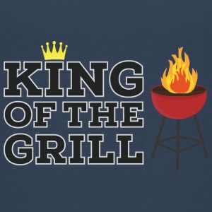 King of the Grill Shirts - Teenage Premium T-Shirt