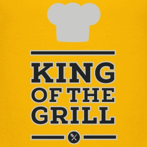 King of the Grill Tee shirts - T-shirt Premium Ado