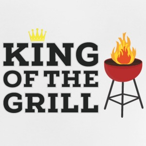 King of the Grill Babytröjor - Baby-T-shirt