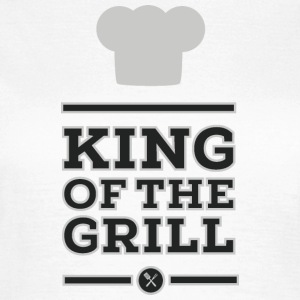 King of the grill T-Shirts - Frauen T-Shirt