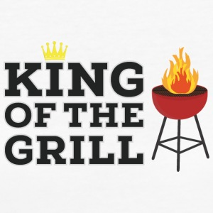 King of the Grill Camisetas - Camiseta ecológica mujer
